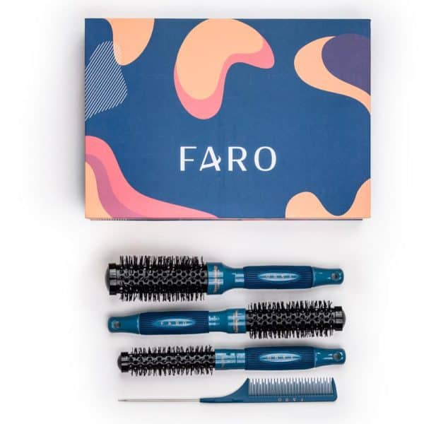 FARO HairBrushSet