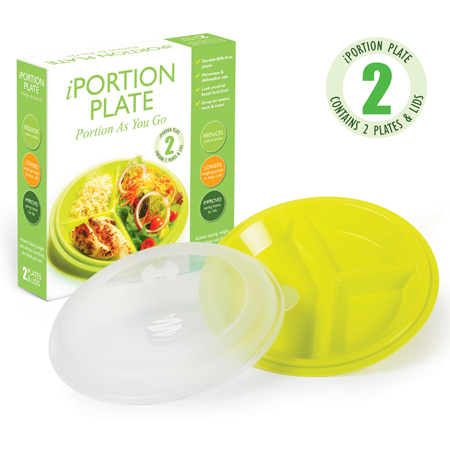 iPortion Plate portion as you go