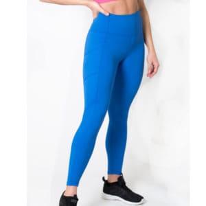 Elevate Blue leggings