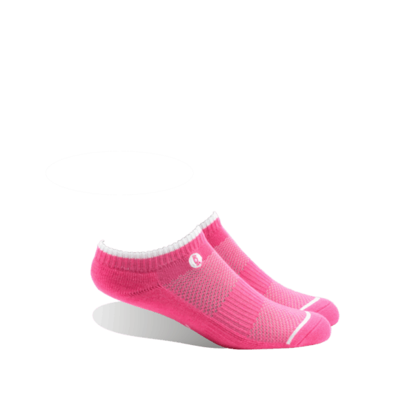 Halo ankle pink