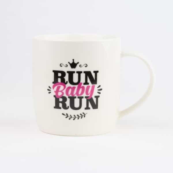 Rise Shine Mug RunBaby