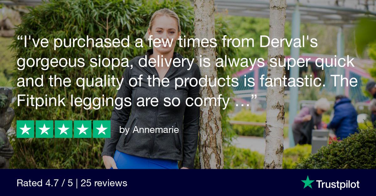 Trustpilot Review Annemarie